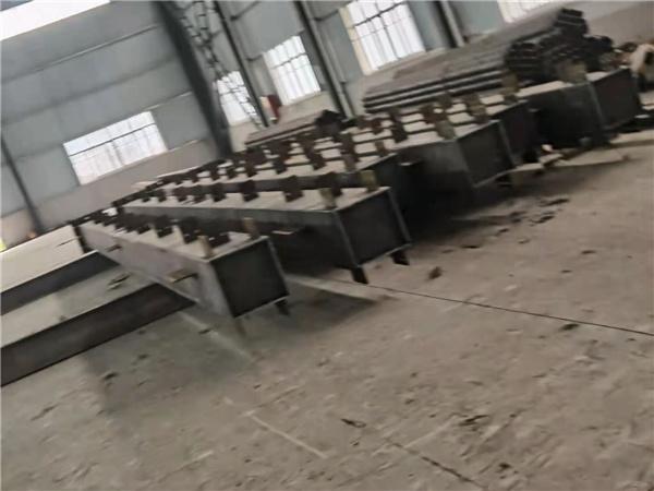 安康箱型柱钢结构加工