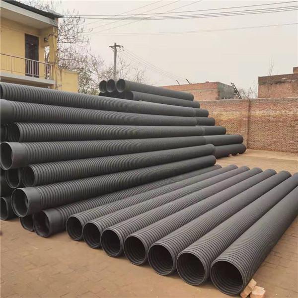 西安HDPE双壁波纹管价格