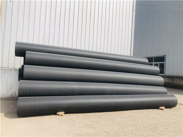 西安某产业园区提供管道