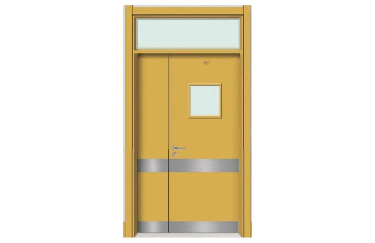 我们常见的成都医院门材质有哪些?