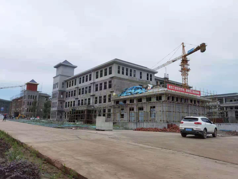 营山县第二新中学案例