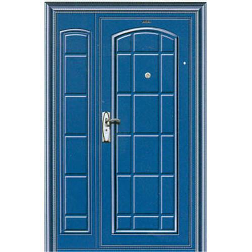 成都防盗门的不同材质