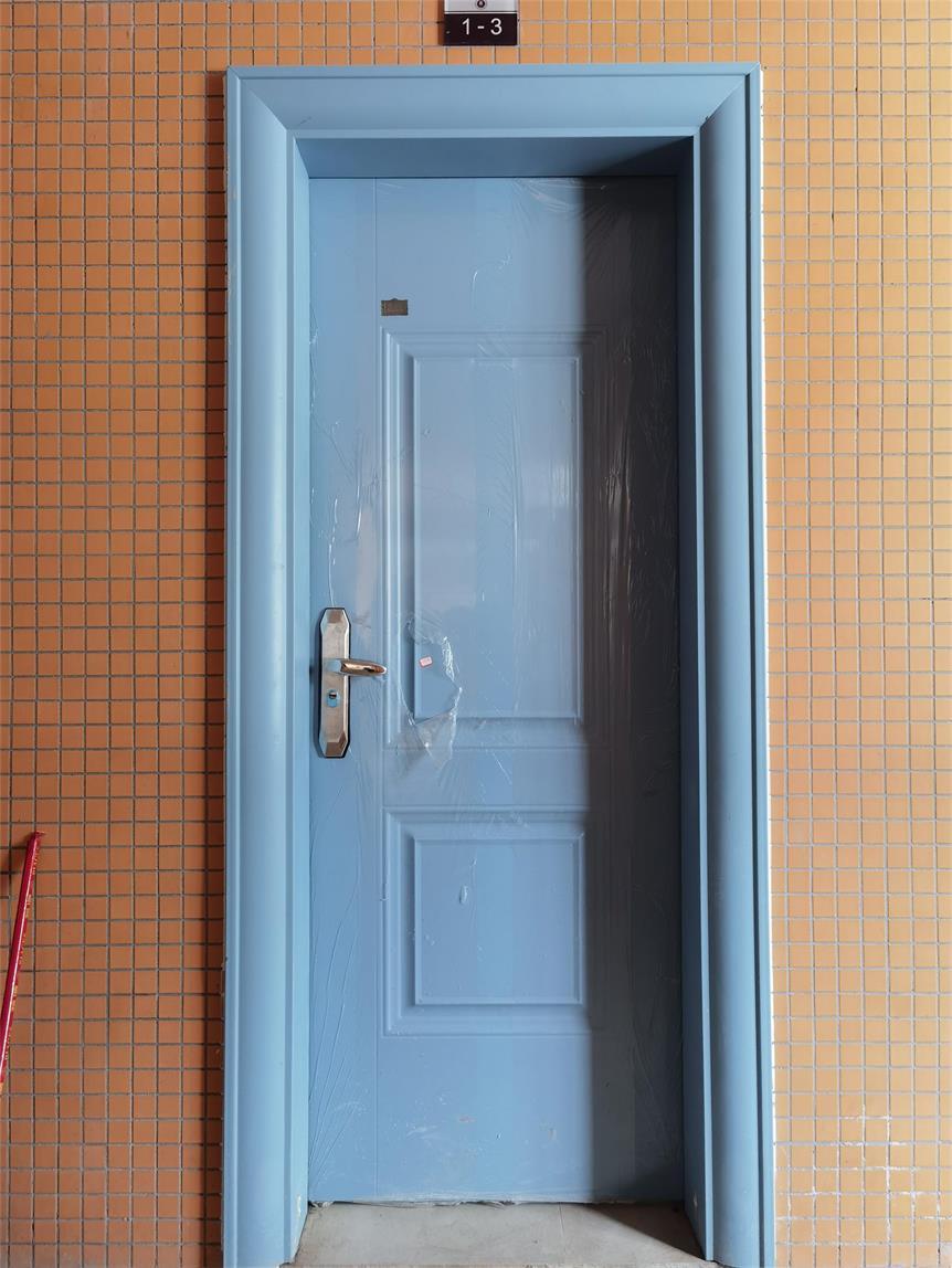 学校寝室门  学生住宿门