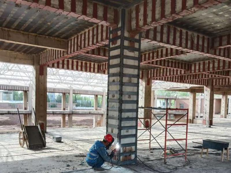 房屋结构加固的方案与检测方案