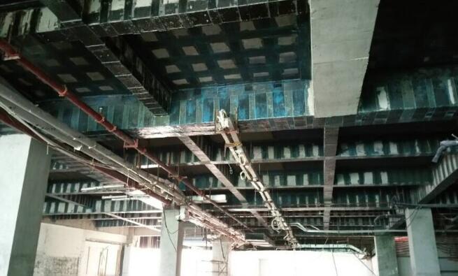 通信大楼里的机房加固施工方案制定