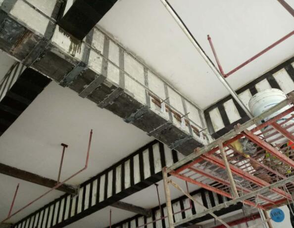 加固设计工程中的材料使用碳纤维的优势