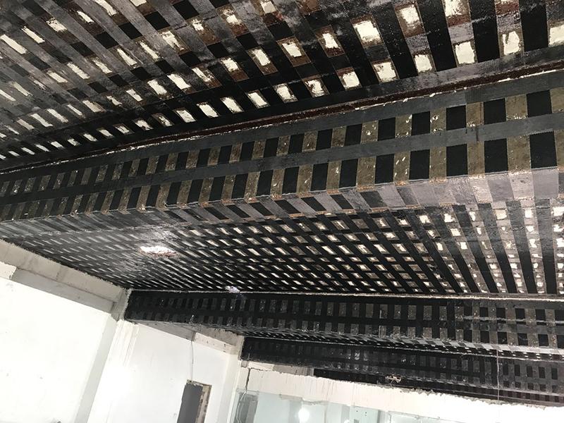 平凉加固公司-碳纤维加固
