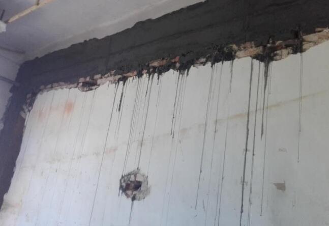 墙体加固改造初期的养护及注意事项