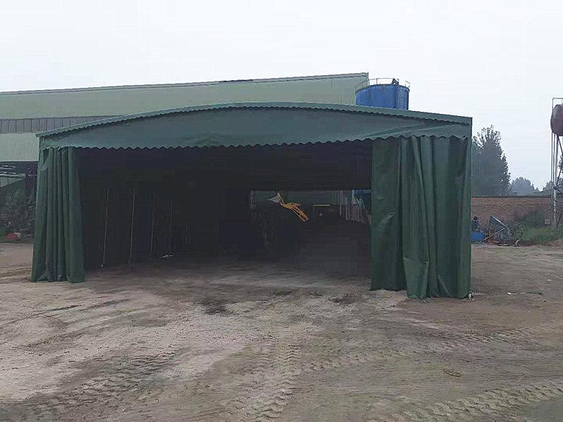 西安活动帐篷安装