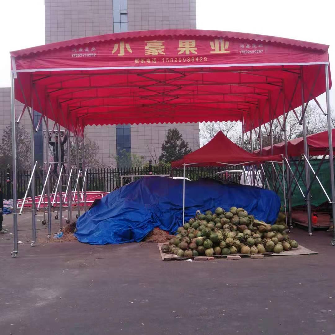 西安雨篷厂家