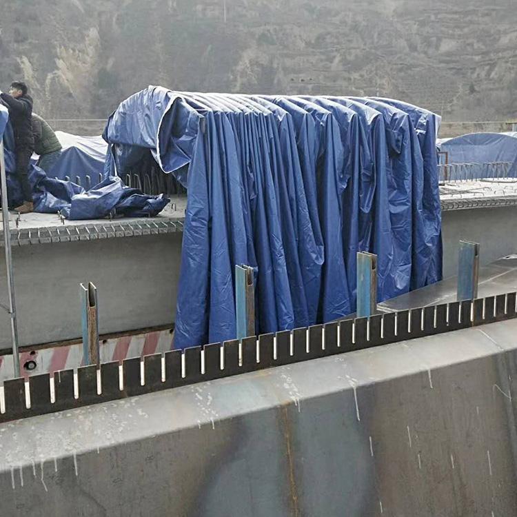 桥梁养生棚安装