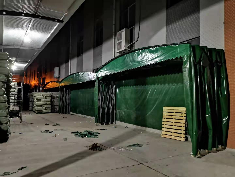 西安活动帐篷搭建