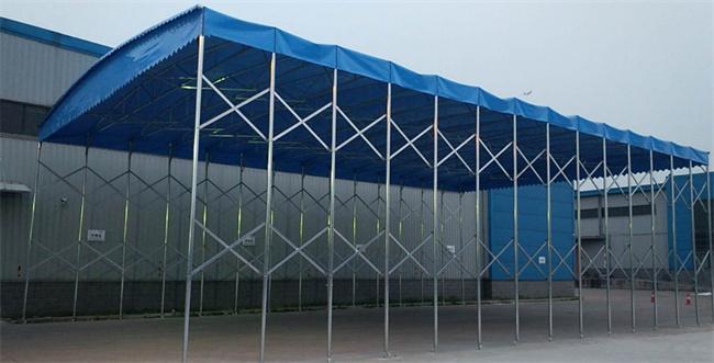 安装推拉雨棚的步骤你知道吗?