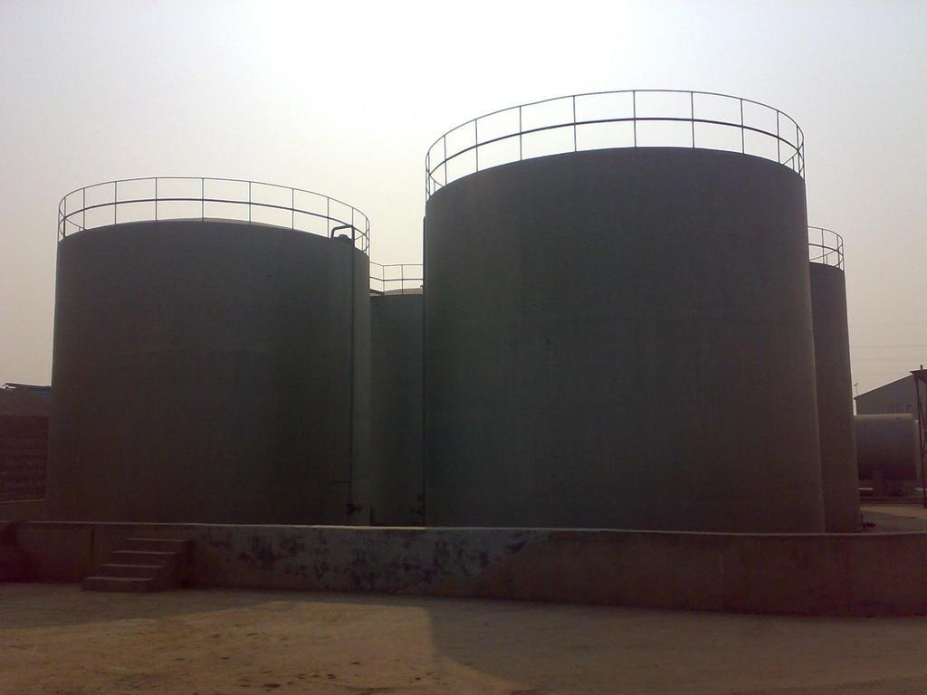 镇江废矿物油设备照片