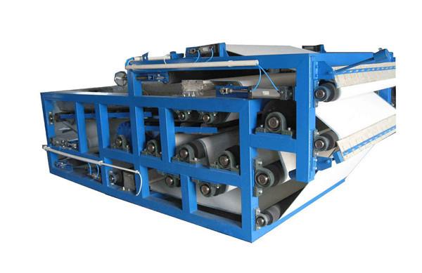 用于固液分离的橡胶带式真空过滤机你了解多少呢?