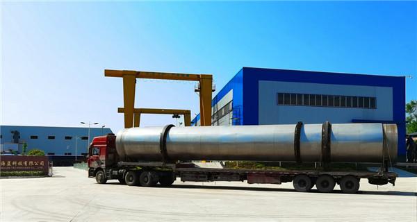 海蓝科技高温氧化设备助力钻井废弃油基泥浆处理