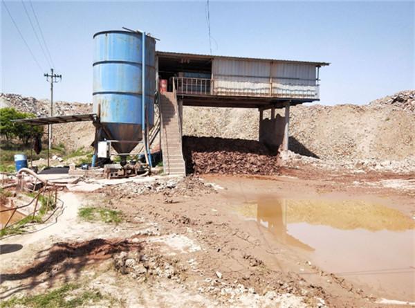 钻井桩基泥浆如何处理?让陕西泥浆脱水机厂家告诉你