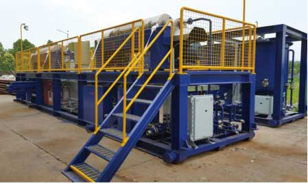 海蓝科技向你讲解陕西泥浆处理设备选购小窍门?