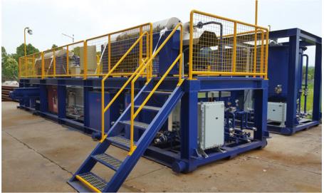 海蓝科技向你讲解陕西泥浆处理设备做什么用的?