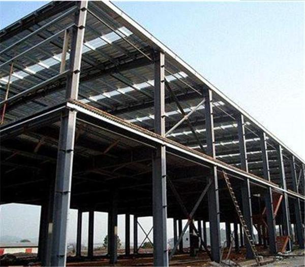汉中钢结构生产