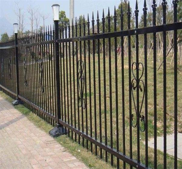 汉中铁艺护栏生产