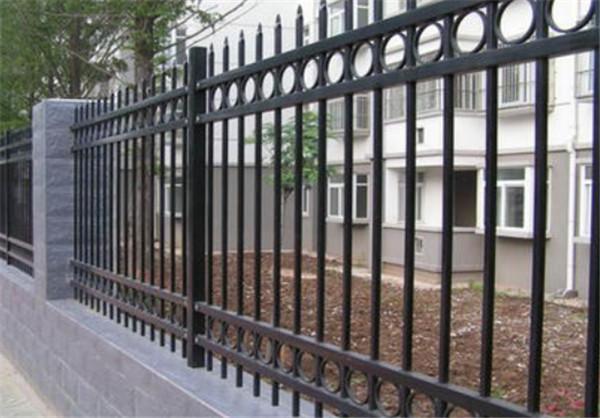 汉中铁艺围栏生产