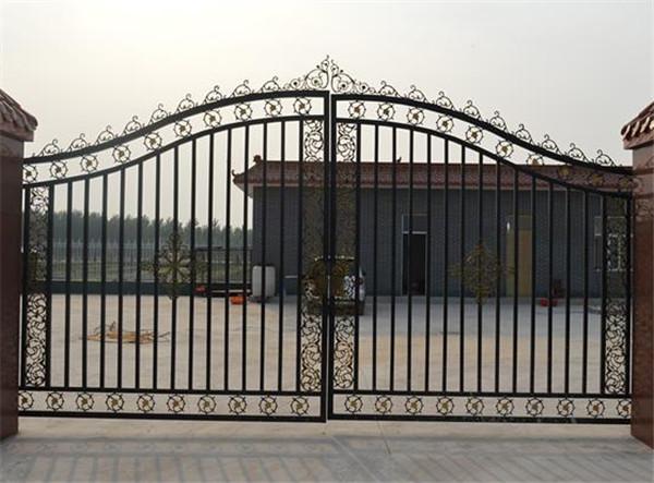 汉中铁艺大门生产