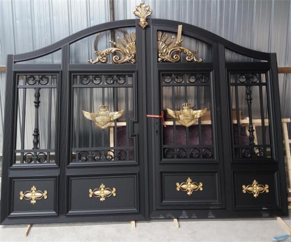 来看看铝艺庭院大门的好处和特色你都知道吗?