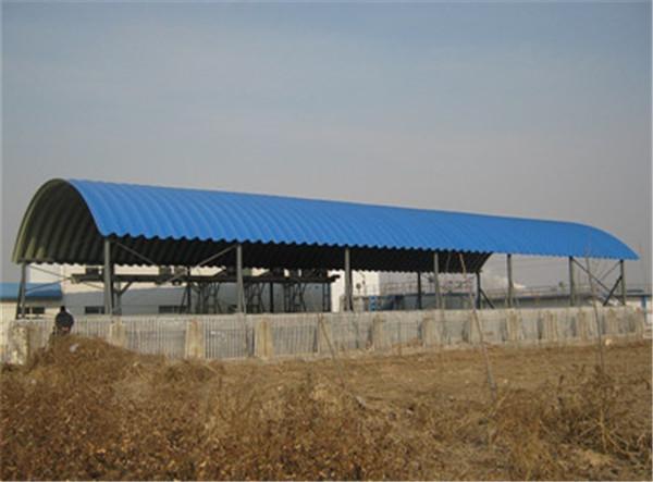 关于钢结构彩钢大棚有哪些优点?让我们大家一起来看看吧!