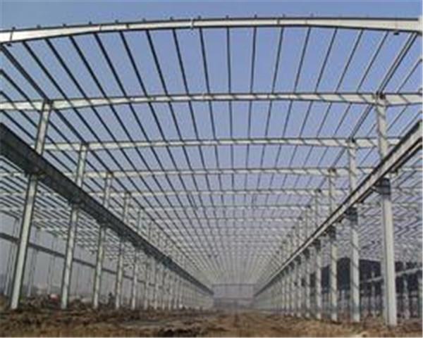 榆林钢结构景观施工