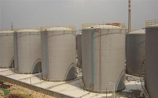 榆林油罐水泥仓施工