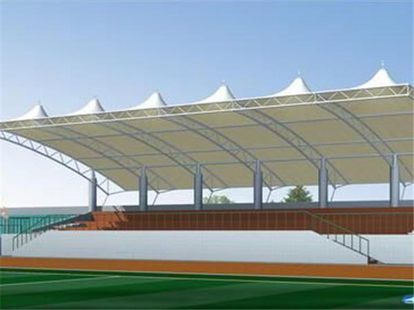 榆林钢结构景观工程