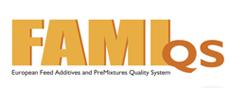 FAMI-QS饲料添加剂生产许可 证