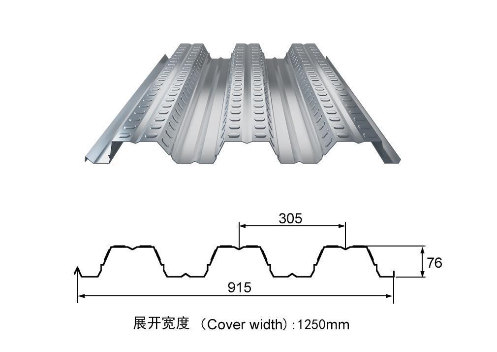 四川楼承板-915型