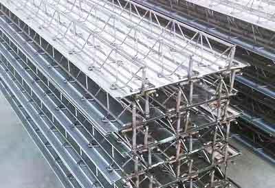 钢结构夹层的楼承板有哪些做法