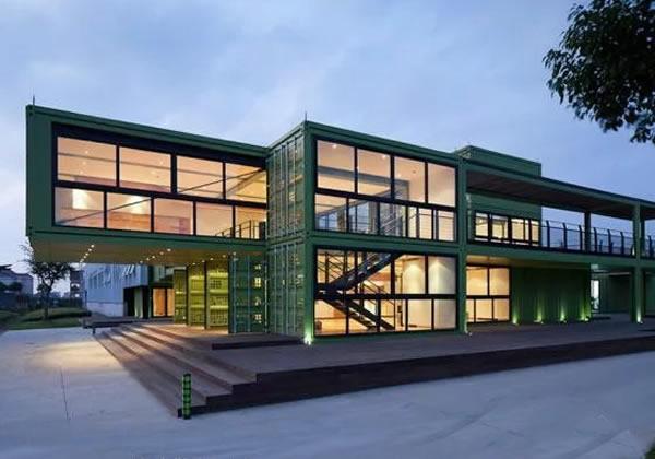 模块化建筑类
