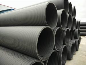 陕西中空壁缠绕管厂家