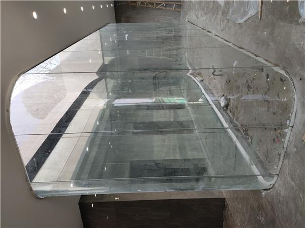 西安弧形玻璃价格