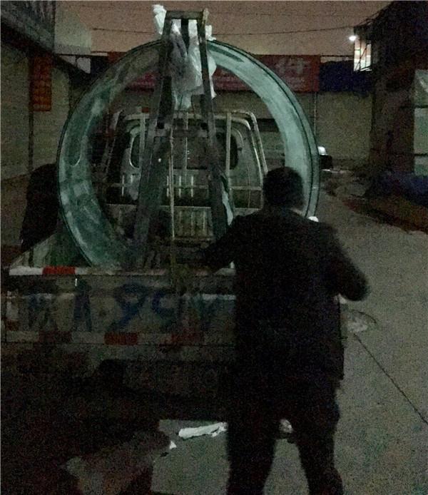 弧形玻璃厂家