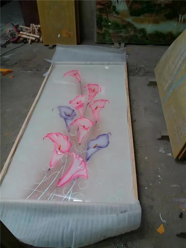 西安深雕玻璃厂家
