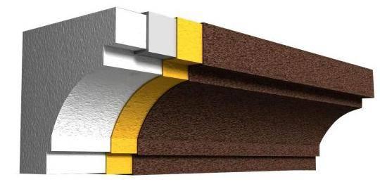 西安EPS裝飾線條批發