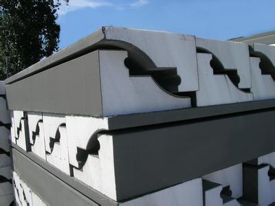 EPS装饰线条在欧式建筑中的应用