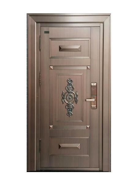 铜门厂家告诉您铜门的实用性