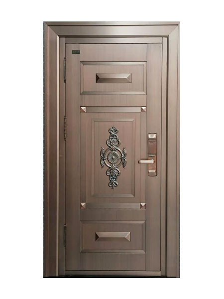 你知道如何鉴别河南铜门的材质特性吗?