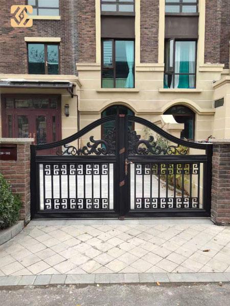 铝艺大门在使用时应注意哪些方面的问题。