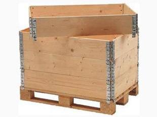 成都木包装箱的分类