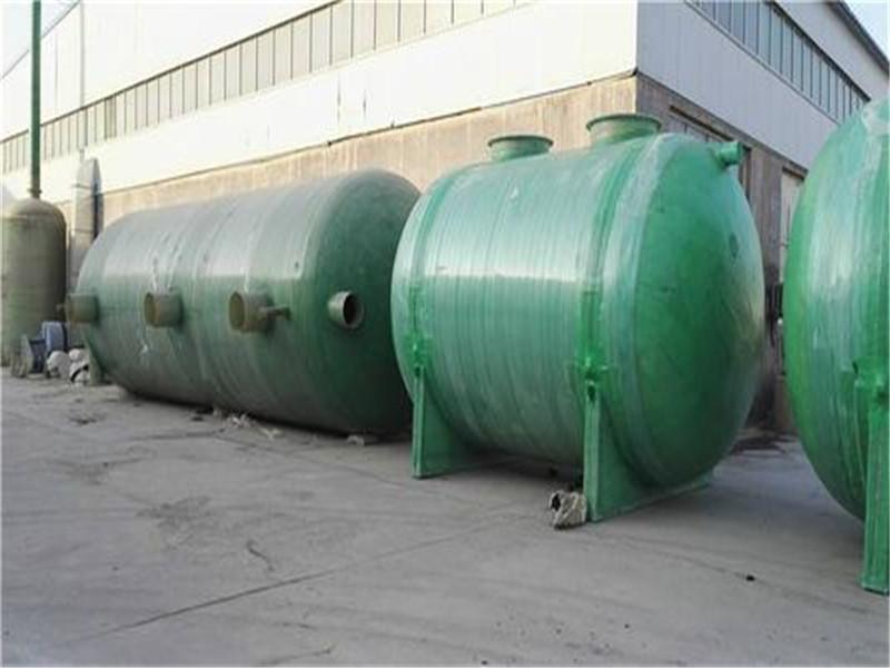 新疆玻璃钢化粪池——环保型