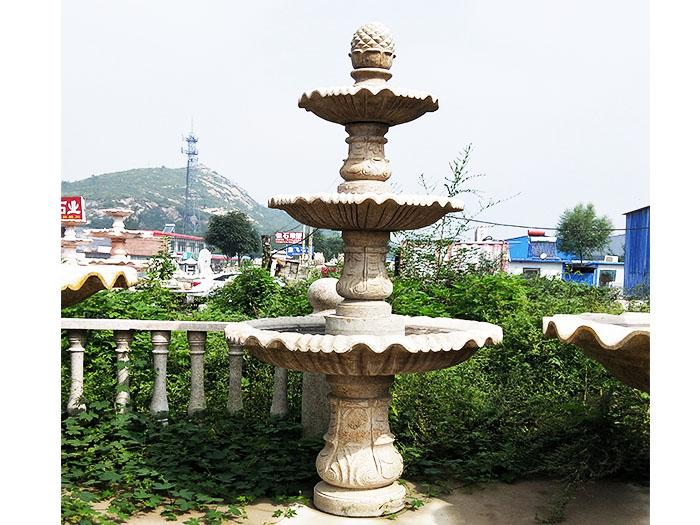 曲陽園林雕塑