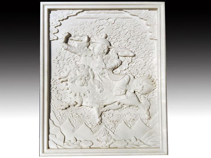 曲陽景觀浮雕4
