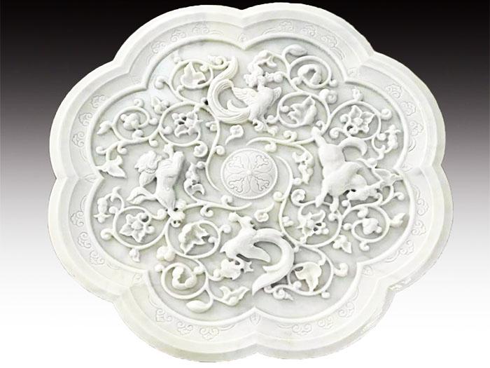 曲陽石材浮雕產品